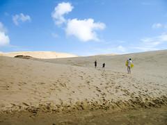 110 - Welcome To Te Paki Sand Dunes