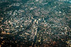 Essen, Germany (stephanrudolph) Tags: city urban germany deutschland essen nikon europa europe aerial handheld 2470mm 2470mmf28 d700 2470mmf28g