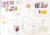 Kimberley Harris - Kimberley Harris - Spiralling into Control 1 Sketchbook