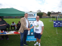 "Stephen Mosley MP at Blacon Festival 2014 • <a style=""font-size:0.8em;"" href=""http://www.flickr.com/photos/51035458@N07/14603537245/"" target=""_blank"">View on Flickr</a>"