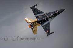 F16 #3 (G&R) Tags: show canon turkey eos prime air 300mm f16 7d l turkish raf waddington 2014 soloturk