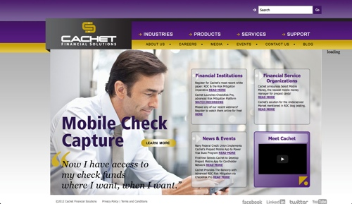 Cachet_financial_homepage
