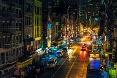 Chinatown (Arutemu) Tags: america american a7r asian urban usa us unitedstates manhattan nyc nikon newyork ny nightscape newyorkcity nightshot nighttime night scene scenic street sony sonya7r summer nuevayork nightview nightfall chinatown