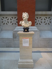 New York '16 (faun070) Tags: newyork themet museum antiques sculpture marsyas satyr faun balthasarpermoser