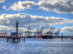 Hamburg Harbour (zimmermannj6673) Tags: hdr hamburg harbor