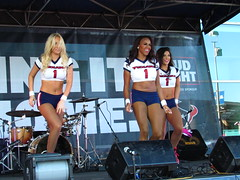 IMG_6012 (grooverman) Tags: houston texans cheerleaders nfl football game nrg stadium texas 2016 budweiser plaza nice sexy legs stomach canon powershot sx530