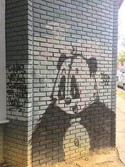 Panda graffiti in DC (MaxTheMightyy) Tags: graffiti graff graf tag tags tagging taggers tagged vandal vandals vandalism vandalized washington dc washingtondc dcgraffiti dcstreetart street art streetart throw throwies throws throwie fill fills filledin fillin fillins dsc dsccrew dopesmokerscrew brok gour