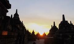 borobudur Yogyakarta Indonesia Sunrise (13 of 35) (Rodel Flordeliz) Tags: borobudur buddhistmonument worldsevenwonders indonesia sunrise rates price yogyakarta vilalge borobudurtemple unesco heritage indonesiaculture hotel islandofjava syailendradynasty