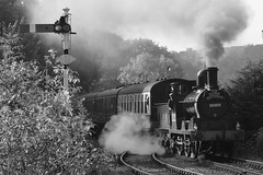 Complete makeover.......(Explored 15/10/2016) (david.england18) Tags: ly060aclass eastlancashirerailway flyingscotsman uksteam canon7d canonef70200lllisusm