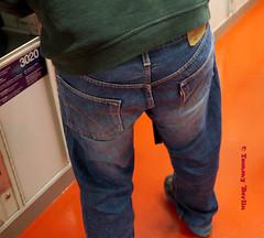 jeansbutt11001 (Tommy Berlin) Tags: men jeans butt ass ars levis