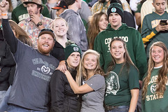 Colorado State University Football (ColoradoStateUniversity) Tags: games athletics 2016homecoming football homecoming crowds footballvarsity 2016footballgames fbvutahstate2016 fans