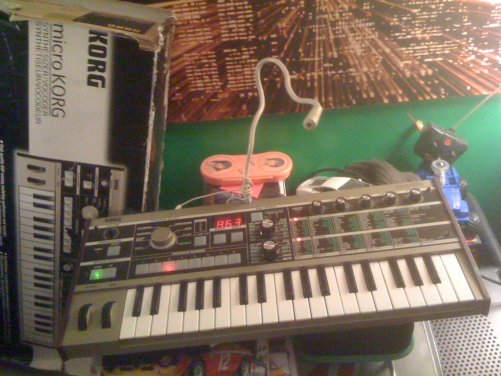 The World's most recently posted photos of microkorg and