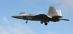 F22 (hanley27) Tags: l f22 raptor raflakenheath aircraft jet fighter canon70200mm f4
