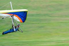 Landing (Max Kotchouro) Tags: hanggliding morningside