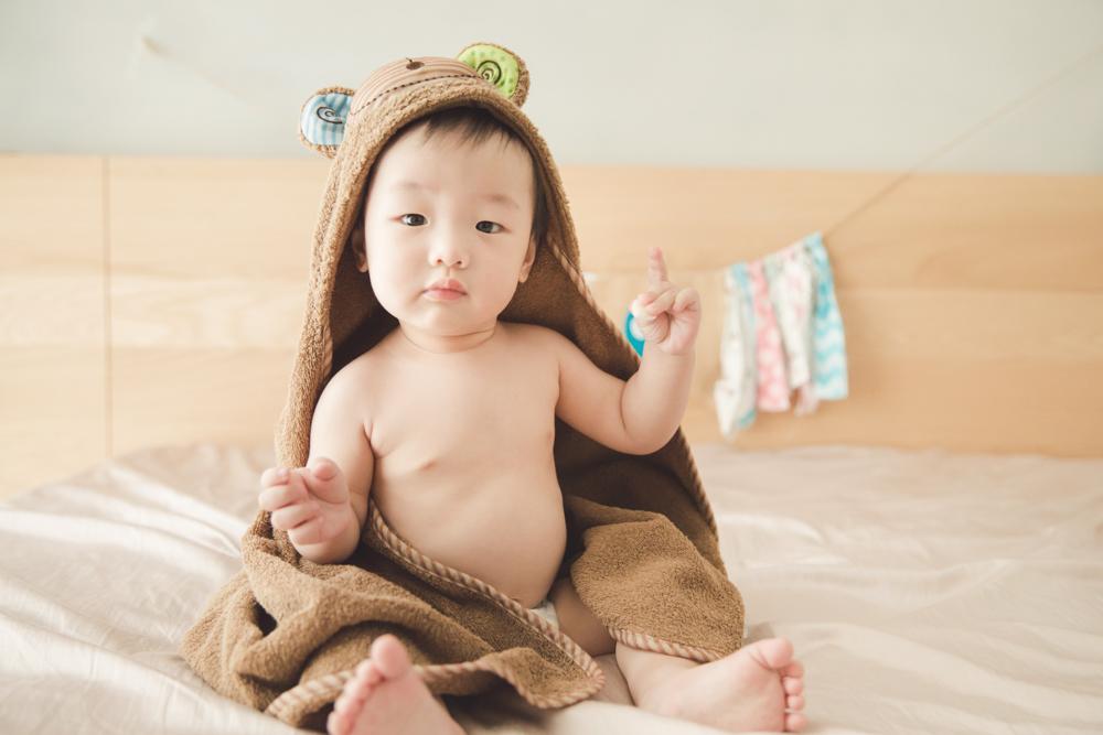 寶寶 週歲照