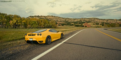 RR430_11Oct2015_05 (ronnierenaldi.com) Tags: rr430 ferrari f430 ronnierenaldi modified modded car cars exotic exotics auto automotive photography photoshoot yellow supercar prancing horse scud 430 giallo modena adv1 wheels adv1wheels ferrari430 ferrarif430 yellowferrari denverferrari scuderia ferrariscuderia exoticcar
