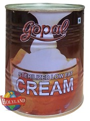 Gopal Cream 800g (holylandgroup) Tags: canned fruit vegetable cannedfruit cannedvegetable nonveg jalapeno gherkins soups olives capers paneer cream pulps purees sweets juice readytoeat toothpicks aluminium pasta noodles macroni saladoil beverages nuts dryfruit syrups condiments herbs seasoning jams honey vinegars sauces ketchup spices ingredients
