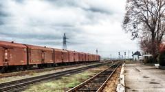 Cainari (micagoto) Tags: moldova moldau railway cainari kaynary station