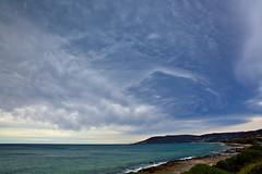 Clouds Over Lorne, Great Ocean Road (PAF71) Tags: greatoceanroad clouds storm ocean coast lorne