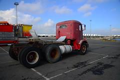 Mack H63 1957 DST_9886 (larry_antwerp) Tags: mack truck h63 antwerp antwerpen       port        belgium belgi