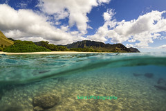 Makua Beach over under (MICHAEL A SANTOS) Tags: aloha beach c6000 clouds hawaii hawaiibeaches hawaiianbeaches hawaiiannights islands liquideyewaterhousings liquideyewaterhousingsc6000 michaelasantos oahu ocean overunder paradise saintsphotography sand sky sony sonya6000 sonyalpha surfphotography water whitewash