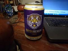 Bayou Bengal (skooksie) Tags: beer tinroof
