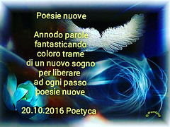Poesie nuove (Poetyca) Tags: featured image immagini e poesie sfumature poetiche poesia