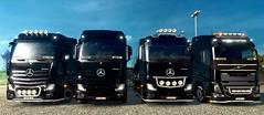 Dakar Logistic i SpediStar (AMF/ire256) Tags: dakar logistic admin truckersmp volvo renault premium fh4 multiplayer ets2 spedi star mercedes mp4