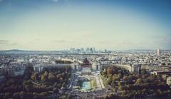 Paris (23) (maxime.piednoir) Tags: paris france dfense trocadero eiffel panorama nikon d3200 18mm blue city