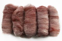 Five Batts (chavala) Tags: knitting spinning batts batts2016 fiber