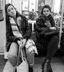Happy people (IanAWood) Tags: thetube tfl londonunderground thedistrictline candid peoplewatching humansoflondon citylife urbanviews girlonthetrain theglums pictureswithemotion whoissittingoppositeme catchingthemood smileforthecamera androidphotography cameraphonephotographer mobilesnaps capturedonp9 huaweip9 editedinsnapped seenonmytravels notwalkingwothmynikon