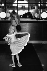 Pose (gagemanning) Tags: daughter disney florida leica50mmsummiluxfle leicammonochromtyp246 mirrorlesscamera rangefinder