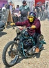 Bandit Bike.. (Harleynik Rides Again.) Tags: attitudecustoms sportster hd v2 harleydavidson bobber biker bandit mask harleynikridesagain