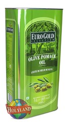Euro Gold Pomac Olive Oil 5ltr. (holylandgroup) Tags: canned fruit vegetable cannedfruit cannedvegetable nonveg jalapeno gherkins soups olives capers paneer cream pulps purees sweets juice readytoeat toothpicks aluminium pasta noodles macroni saladoil beverages nuts dryfruit syrups condiments herbs seasoning jams honey vinegars sauces ketchup spices ingredients