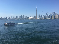 Toronto Islands Ferry (The West End) Tags: toronto ontario bluejays mlb baseball americanleague baseballstadiums