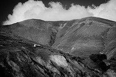 La chapelle (Pierrotg2g) Tags: alpes alps nature paysage landscape montagne mountain nikon d90 tamron 70200 noiretblanc blackandwhite nb bw