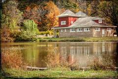 The Old Fish Hatchery (Dragon Whale) Tags: landscape fish hatchery historic nebraska schrammpark