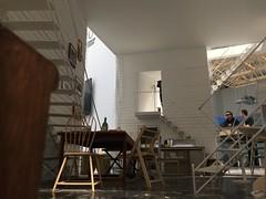 Marcel & Kai 'inside' a maquette (Kennisland) Tags: teamuitje venice venezia veneto italy it kl kennisland veneti
