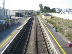 Empty tracks but not for long (robinparkes) Tags: iarnrodeireann arklow 2800class railcars