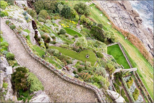 The Garden at St. Michael's Mount (National Trust)