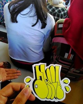 Stickerslap