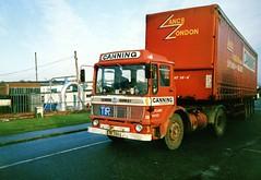 Canning Transport Ltd Yard Shunter (moomooland1) Tags: aecmandator aec lorry truck tractorunit canningtransportltd peterdavison ici icihillhouse britishleyland leyland