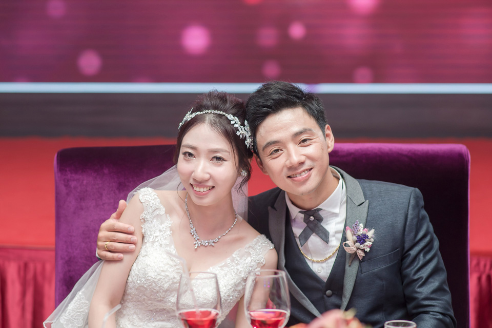 台南婚攝 婚禮紀錄 情定婚宴城堡 C & M 136