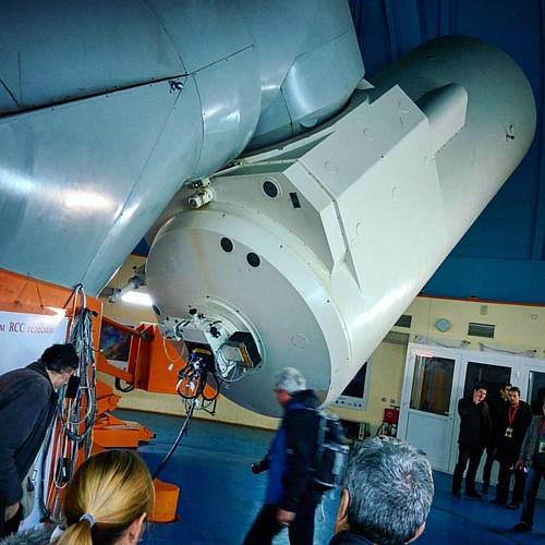 Една сбъдната мечта :) #astronomy #telescope #dream #happy