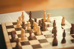 Ajedrez a distancia con un tablero inteligente (staff5newsstaff5news) Tags: ajedrez juegosdemesa tablerointeligente tecnologa espaa saragossa spain zaragoza chess aragon es