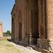 Arquitetura da época da Rota da Seda