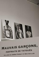 [21 Novembre 2016]  Un jour, une photo Exposition  Mauvais garons  (alter1fo) Tags: exposition hotel pasteur tatouage tatous mauvais garons jrme pierrat