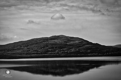 Reflections (N345H) Tags: blackandwhite bw beautiful bnw scenery mountains ireland black white passion award