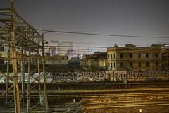 Roma Ostiense - Novembre 2016 (Francesco Collina) Tags: roma ostiense nikkor 35mm f2 ais sony a7sii