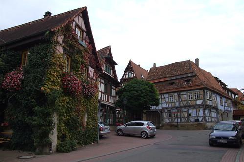 Fackwerkhaus, 18.10.2011.